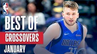 Download NBA's Best Crossovers | January 2018-19 NBA Season Video