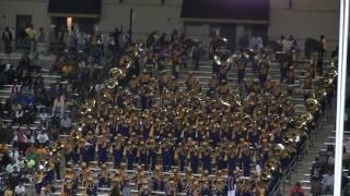 Download Miles College Blowing In Stands At Alabama State Turkey Day Classic 2016 Video