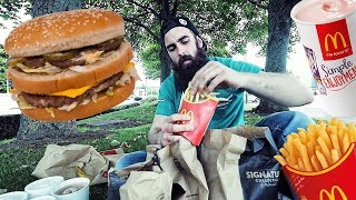 Download The 'Impossible' Big Mac Meal Challenge & The Trip To York | C.O.B. Ep. 32 Video