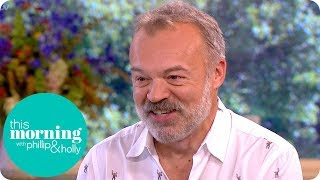 Download Graham Norton's Chat Show Secrets: Drunk Guests and Carrie Fisher's Last Interview | This Morning Video