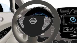 Download Nissan LEAF: about the car Video