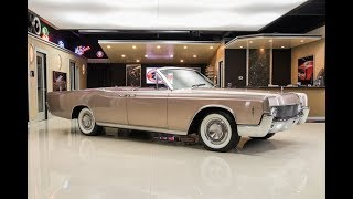 Download 1966 Lincoln Continental For Sale Video