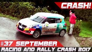 Download Racing and Rally Crash Compilation Week 37 September 2017 Video