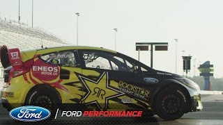 Download Fiesta ST vs Cobra Jet Mustang: Who Will Win? | Performance Vehicles | Ford Performance Video