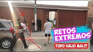 Download ¡RETOS EXTREMOS 2! (ARRESTAN A BENJADOES) - SAMIR VELASQUEZ Video