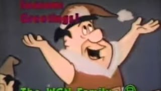 Download WGN Channel 9 - ″Happy Holidays With The Flintstones″ (1979) Video