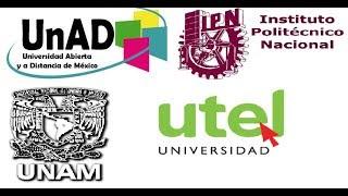 Download Las 4 mejores universidades en línea gratis para estudiar en México | ESTUDIAR A DISTANCIA Video