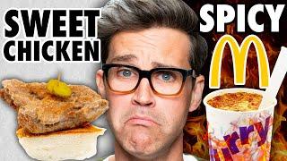 Download Sweet Spicy Food vs. Spicy Sweet Food Taste Test Video