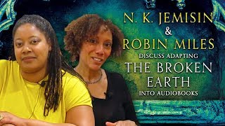 Download N. K. Jemisin and Robin Miles on The Broken Earth trilogy Video