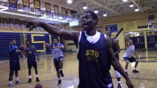 Download Men's Basketball mannequin challenge Video