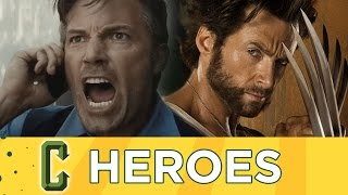 Download Is Batman Done? / Wolverine for Adults! - Collider Heroes Video