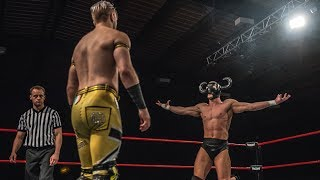 Download Will Ospreay vs. El Ligero (WCPW Loaded: September 14th, 2017 - Part 4) Video