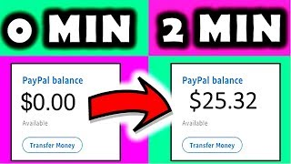 Download Earn $25.32 JUST Clicking ONE Button! (SUPER EASY!) Video