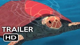 Download The Red Turtle Official Trailer #1 (2016) Studio Ghibli Animated Movie HD Video