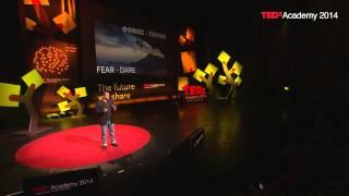 Download The Greece I dream of | Nikos Koumettis | TEDxAcademy Video