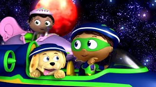 Download Super WHY! ✳️ National Aviation Day ✳️ Galileo's Space Adventure ✳️ S02 E215 (HD) Video