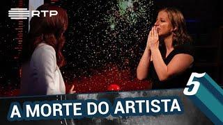 Download ″A Morte do Artista″ c/ Joana Gama, Rita Camarneiro e Ruben Rua | 5 Para a Meia-Noite | RTP Video