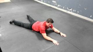 Download Lacrosse ball hip release Video