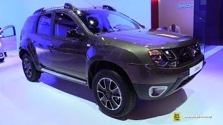 Download 2017 Dacia Duster - Exterior and Interior Walkaround - 2016 Paris Motor Show Video