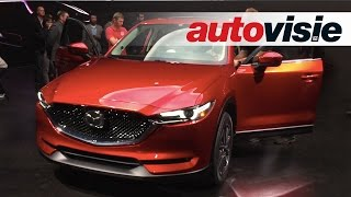 Download Autovisie Vlog: Onthulling Mazda CX-5 (2017) in Los Angeles Video