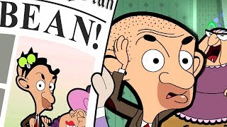 Download Beans New Haircut | Funny Episodes | Mr Bean Cartoon World Video