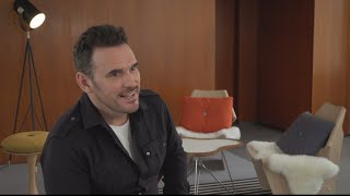 Download Matt Dillon: 'I didn't want to watch my new film because I was scared' Video
