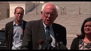 Download Watch live: Bernie Sanders unveils plan to eliminate $1.6 trillion in student loan debt Video