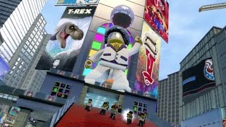 Download LEGO City Undercover Open World - Bight Lights Plaza 100% Guide (All Collectibles) Video