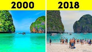 Download 8 Atrações Turísticas Que Os Humanos Arruinaram Para Sempre Video