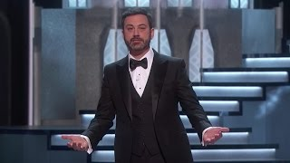 Download Jimmy Kimmel's Opening Oscars Monologue Video