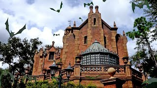 Download The Haunted Mansion at Disney's Magic Kingdom - SPOOKED Edition Video