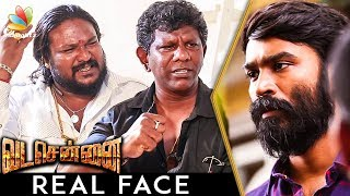 Download Real Face of VADA CHENNAI Revealed : Actor Dheena Interview | Dhanush, Vetri Maaran Video