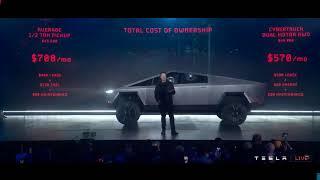 Download WATCH LIVE! Elon Musk presents the new Tesla Cybertruck Launch Video