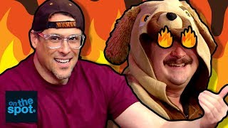 Download King Joel & Doomsday Dog - On The Spot | Rooster Teeth Video