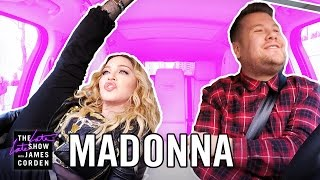 Download Madonna Carpool Karaoke Video