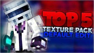 Download TOP 5 TEXTURE PACKS PARA PVP EN MINECRAFT (DEFAULT EDIT) Video
