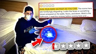 Download Staying at the WORST REVIEWED HOTEL in my City... **THEN THIS HAPPENED** Video
