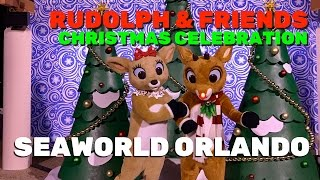 Download SeaWorld's Christmas Celebration 2016 highlights with Rudolph & Friends Video