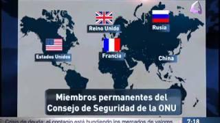 Download ″(RE) El consejo de seguridad de la ONU″ Parte 1/2. EfektoTV Noticias Internacional presenta: Video