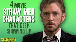 Download 4 Movie Straw Men Characters That Keep Showing Up - The Spit Take Video