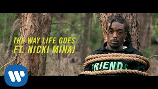 Download Lil Uzi Vert - The Way Life Goes Remix (Feat. Nicki Minaj) Video