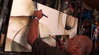 Download Simple Painting, Fun, Easy. Abstract, Geometric. MIX Lang. Washes Video