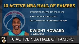 Download 10 Current NBA Players Who Will Make It To The Hall Of Fame Video