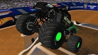 Download 8 Truck Birmingham 2018 Two Wheel Competition - Monster Jam Rigs of Rods Video