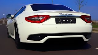Download Maserati Granturismo Sport V8 Sound + 0-260 Acceleration Ben Sattinger BerlinTomek short review Video
