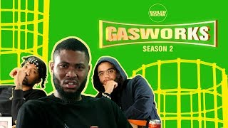 Download Osh chats why his Yé Is Different, record deals and does he have a bae? | GASWORKS Video
