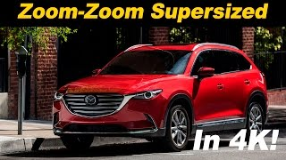 Download 2016 / 2017 Mazda CX-9 Review and Road Test | DETAILED in 4K UHD! Video