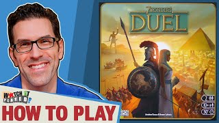Download 7 Wonders Duel - How To Play Video