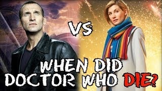 Download The Year Doctor Who DIED - AGENDA PUSHING SERIES? (Proof) Video