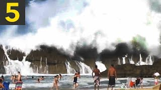 Download Top 5 LARGEST Rogue Waves Video